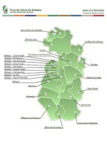 Área de Salud de Badajoz