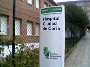 Área de Salud de Coria