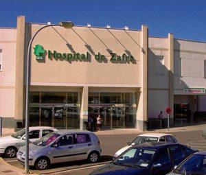 Área de Salud de Llerena - Zafra
