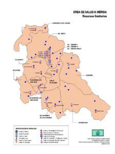 Área de Salud de Mérida