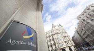 Agencia Tributaria declaración de la Renta