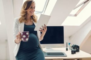 Beneficiados de este tipo de prestación maternidad