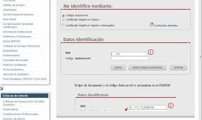 Cómo obtener un certificado del INEM o SEPE