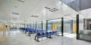Centro de salud SCS