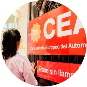 Comisario Europeo del Automóvil (CEA)