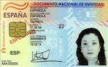 Documentación para el pasaporte en la cita