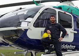 Helicoptero Osakidetza