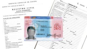 Identificación extranjero