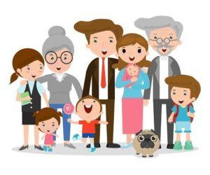 La ayuda familiar