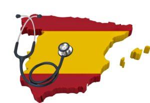 La cobertura de la sanidad española