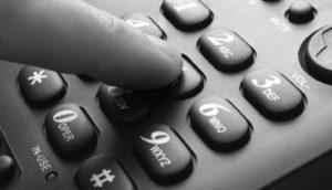 Llamada telefónica para cita previa SERGAS