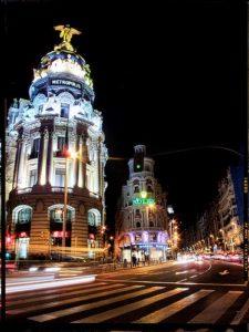 Madrid- Moratalaz - Doce de Octubre