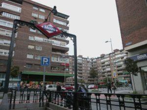 Madrid- Tetuán