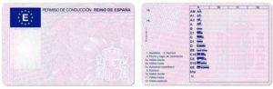 Obtener permiso o licencia de conducción