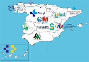 Organización territorial del Sistema Nacional de Salud