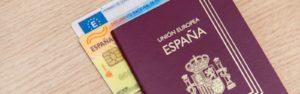 Pasaporte extranjería