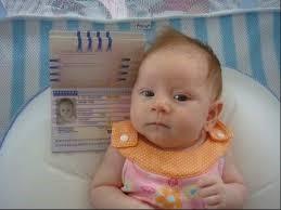 Pasaporte menor de edad