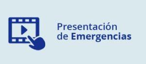 Presentación de emergencias Osakidetza