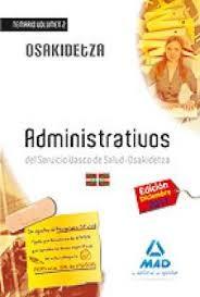 Procedimientos administrativos Osakidetza