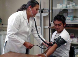 Profesionales de la salud SAS