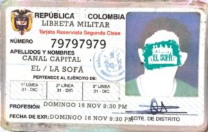 Descuento Expedición Libreta Militar
