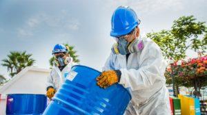 Especialidades Formativas SERVEF. Seguridad y medio ambiente